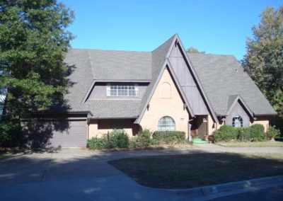 Tulsa Roofing Project