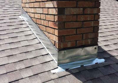 Fixed Chimney Leak