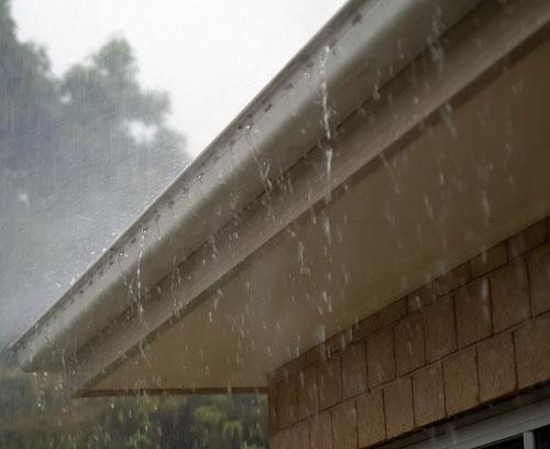 Roof Leaks in Heavy Rain