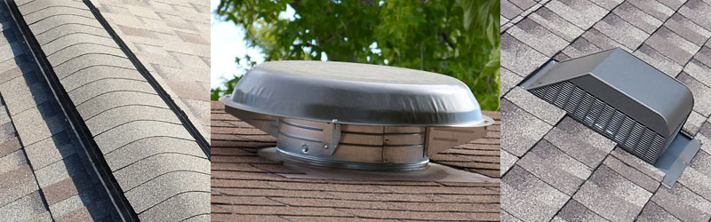 Roof Vent Styles