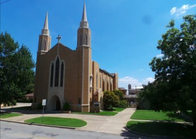 St. John The Evangelist Catholic Church - McAlester, OK