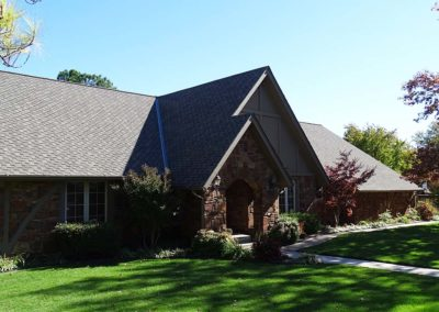 Roof Shingles in Tulsa Area