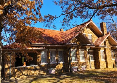 Spanish Tile Roofing Project