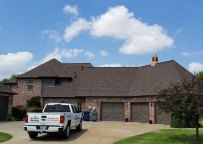 Residential Roof Replacement by Pro-Tech Roofing