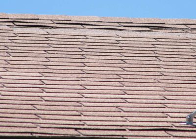 Loose Flapping Shingles